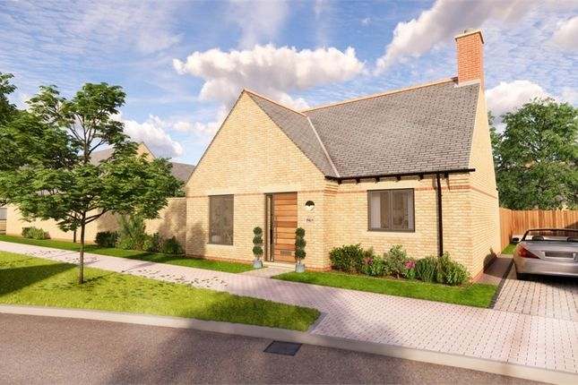 2 bed detached bungalow for sale in The Arundel At Sheepbridge Par, Walker Homes, Mansfield, Nottinghamshire NG18