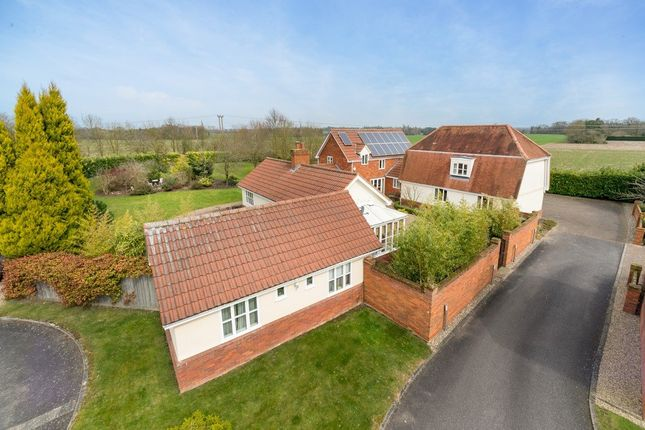 Thumbnail Detached house for sale in Langton Park, Eye