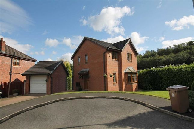 Thumbnail Detached house for sale in Stock Close, Rochdale