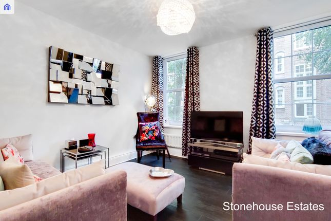 Thumbnail Flat to rent in Norcombe House, Wedmore Street, London