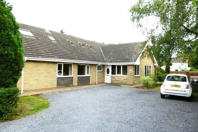 Thumbnail Bungalow to rent in Fairmoor, Morpeth