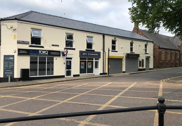 Thumbnail Commercial property for sale in School Street, Bolton, Lancashire