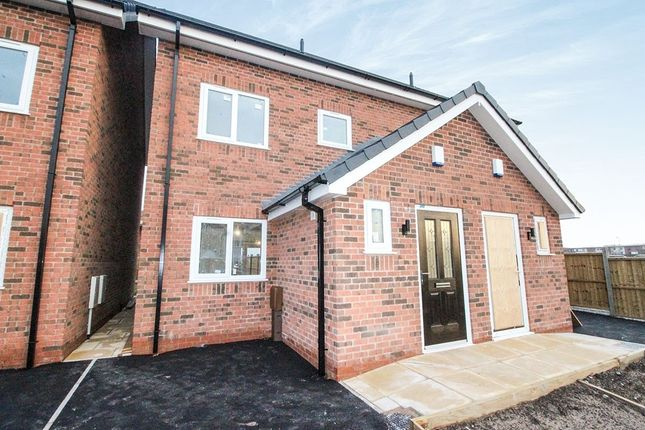 Thumbnail Semi-detached house for sale in Proto Close, Liverpool