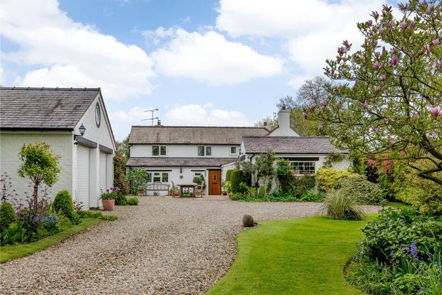 Thumbnail Detached house for sale in Threapwood, Malpas, Cheshire