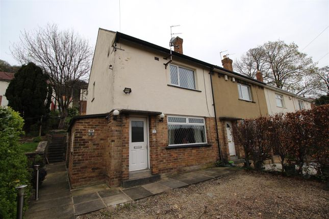 Thumbnail Town house to rent in Hillside Road, Shipley