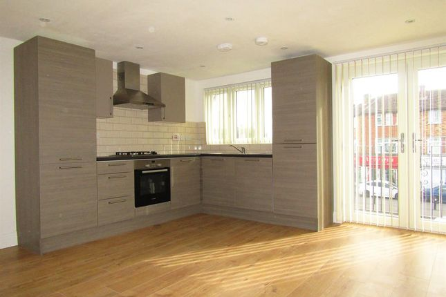 Thumbnail Maisonette for sale in Grasmere Parade, Wexham Road, Slough