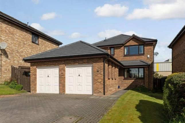4 bed detached house for sale in Naismith Court, Stonehouse, Larkhall, South Lanarkshire ML9