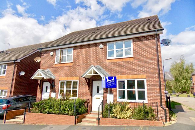 Thumbnail Semi-detached house to rent in Honeymans Gardens, Droitwich