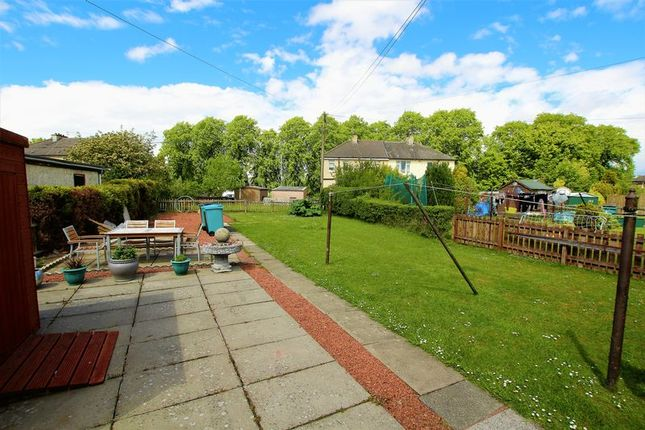 Garden of Ivanhoe Crescent, Wishaw ML2