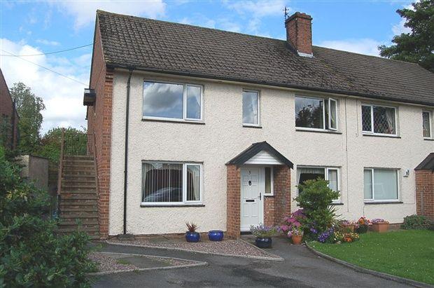 Thumbnail Flat to rent in Nelson Gardens, Inskip, Preston