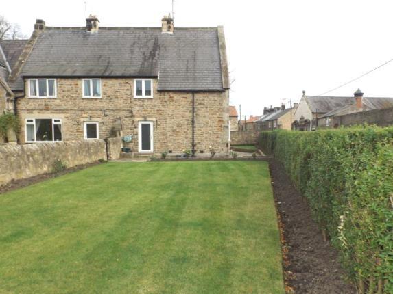Thumbnail Semi-detached house for sale in Main Road, Gainford, Darlington, Durham