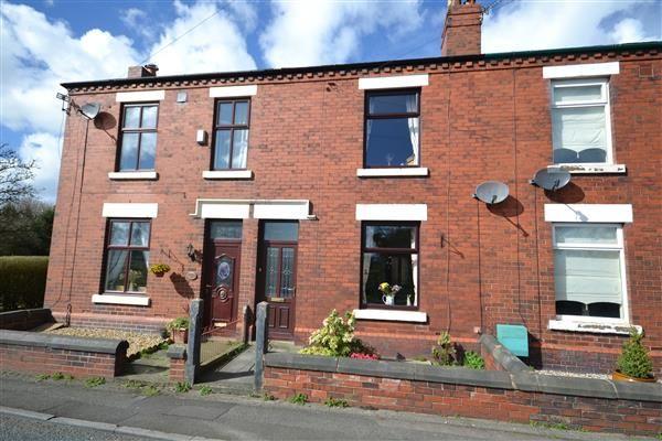 Thumbnail Terraced house for sale in Chorley Lane, Charnock Richard, Chorley