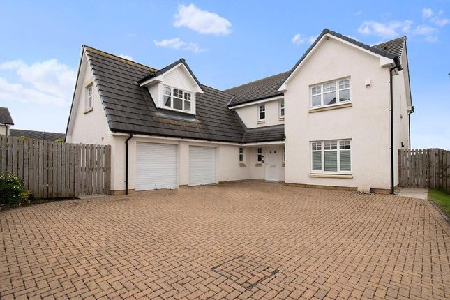 Thumbnail Detached house for sale in Culdee Grove, Dunblane, Perthshire
