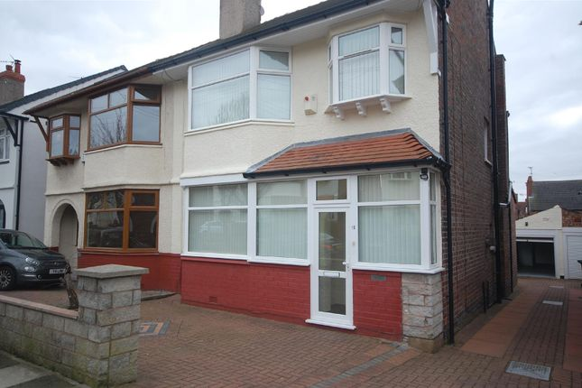 Thumbnail Semi-detached house to rent in Rose Mount Drive, Wallasey