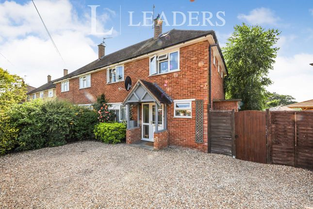 Thumbnail Semi-detached house to rent in Clappers Meadow, Alfold, Cranleigh