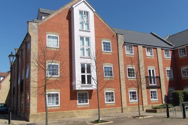 Thumbnail Flat to rent in Maria Court, Hesper Road, Colchester