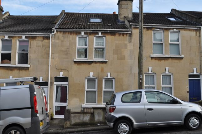 Thumbnail Terraced house to rent in Herbert Road, Bath