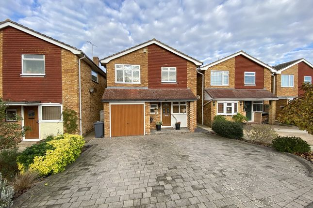 Thumbnail Detached house for sale in Glen Close, Polegate, East Sussex