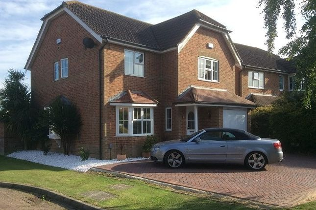 Thumbnail Detached house for sale in James Allchin Gardens, Ashford