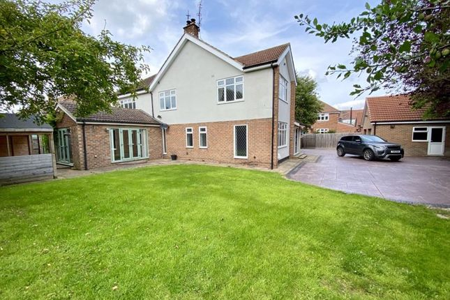 Thumbnail Detached house for sale in Highfield Close, Eaglescliffe