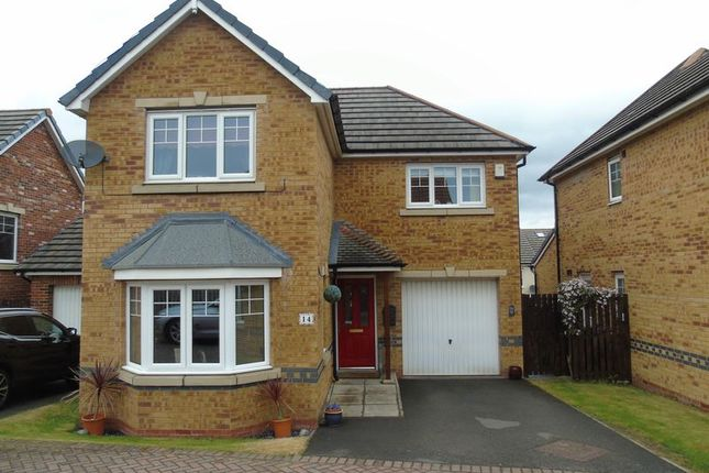 Thumbnail Detached house for sale in Gibsons Court, Blaydon-On-Tyne