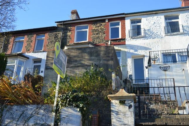 Thumbnail Terraced house to rent in Raymond Terrace, Treforest, Pontypridd