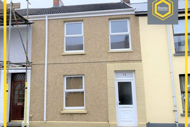 3 bed terraced house to rent in Dillwyn Street, Llanelli SA15