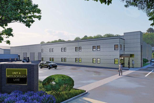 Thumbnail Warehouse to let in Woolborough Lane Industrial Estate, Crawley
