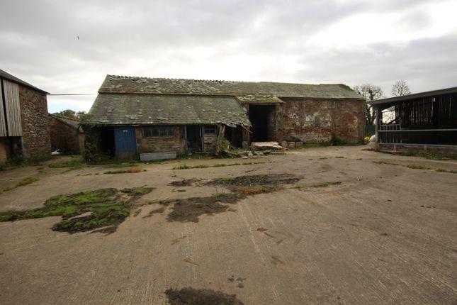 Thumbnail Barn conversion for sale in Barns At Crofton, Thursby, Carlisle