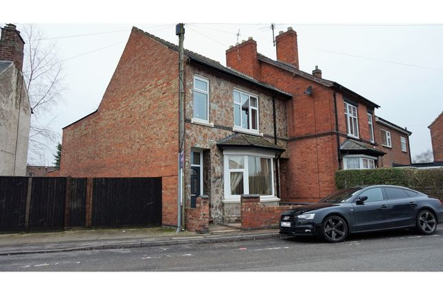 Thumbnail Property for sale in Barkby Road, Syston