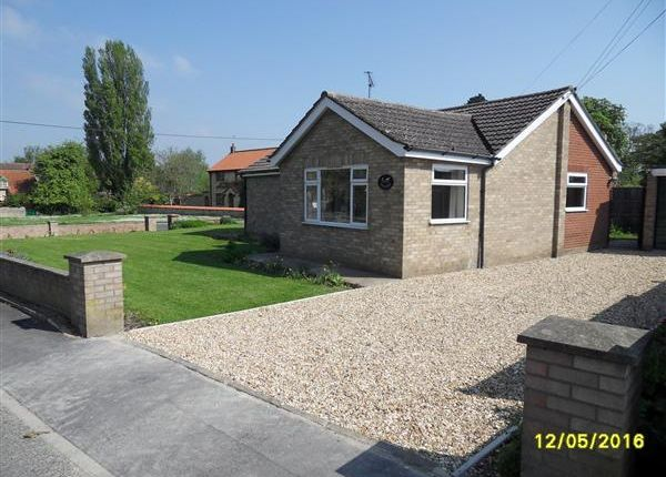 Thumbnail Bungalow to rent in Uplands, Chapel Lane, Lincoln