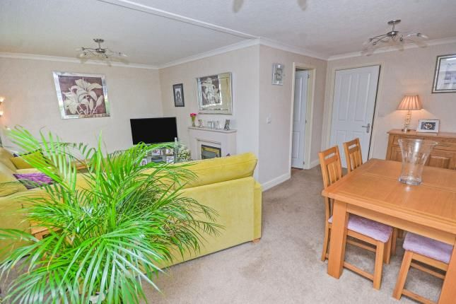 Lounge/Diner of Longbeech Park, Canterbury Road, Charing, Kent TN27