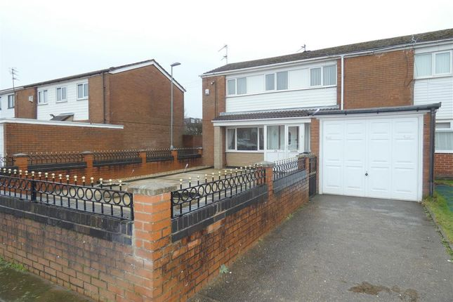 Thumbnail Terraced house for sale in Charnwood Road, Huyton, Liverpool