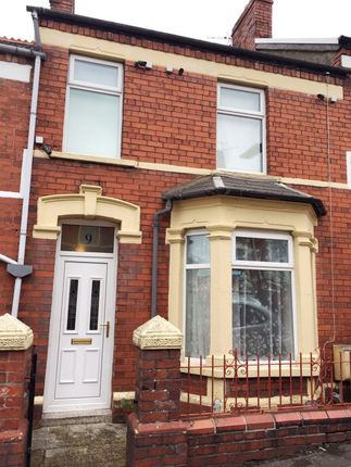 Thumbnail Terraced house for sale in Wynd Street, Barry