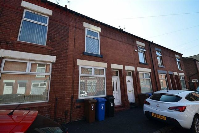Thumbnail Terraced house to rent in Bower Street, Reddish, Stockport