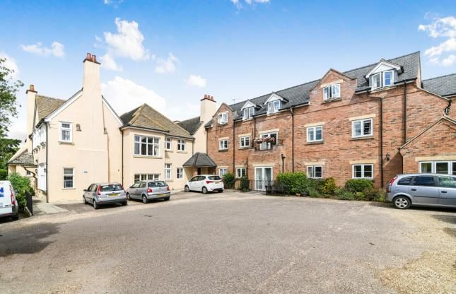 Thumbnail Flat for sale in Fairwater Gardens, Coopers Lane, Evesham, Worcestershire
