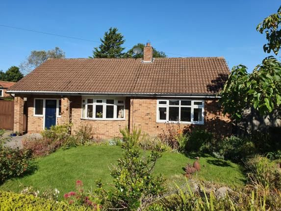Thumbnail Bungalow for sale in East Cowton, North Yorkshire