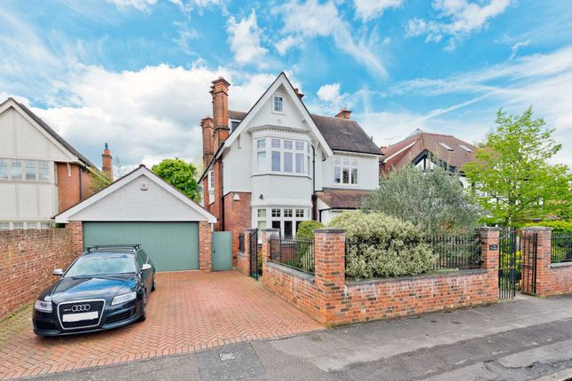 Thumbnail Detached house to rent in River Avenue, Thames Ditton