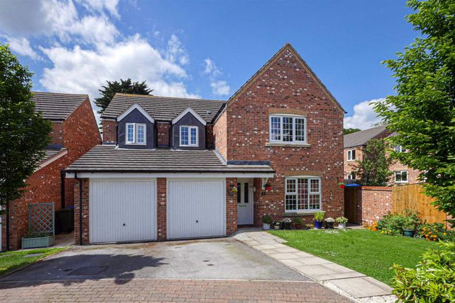 Thumbnail Detached house for sale in Farrants Way, Hornsea