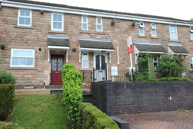 Thumbnail Terraced house for sale in Victoria Hall Gardens, Matlock