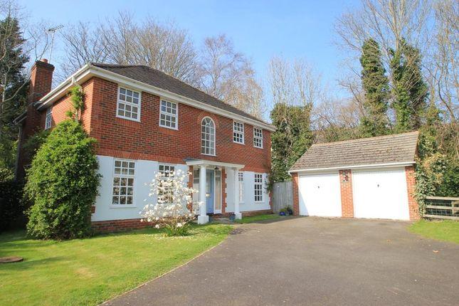 Thumbnail Detached house for sale in Joyce Close, Cranbrook, Kent