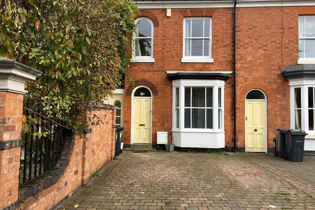 Thumbnail Semi-detached house for sale in Serpentine Road, Harborne, Birmingham