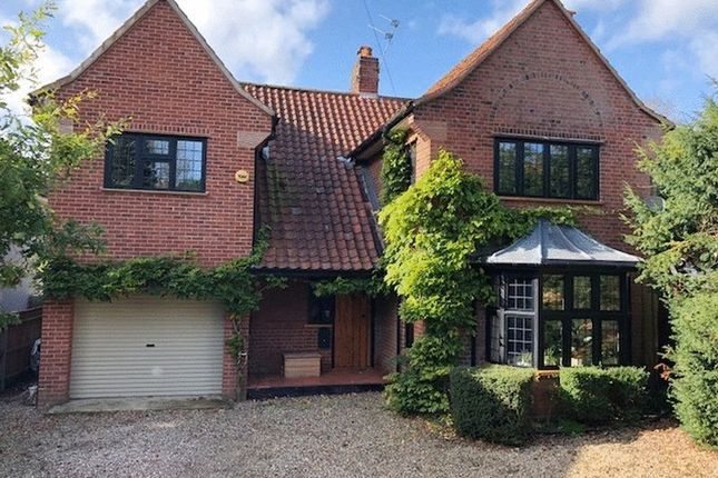 Thumbnail Detached house for sale in Harvey Lane, Thorpe St. Andrew, Norwich