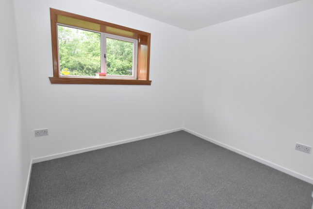 Bedroom Two of 25A Kilcreggan View, Greenock PA15