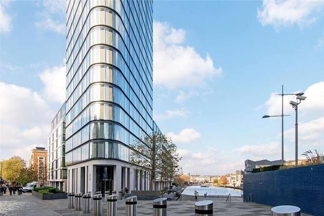 Thumbnail Flat for sale in Chronicle Tower, Lexicon, 261B City Road, Old Street, London