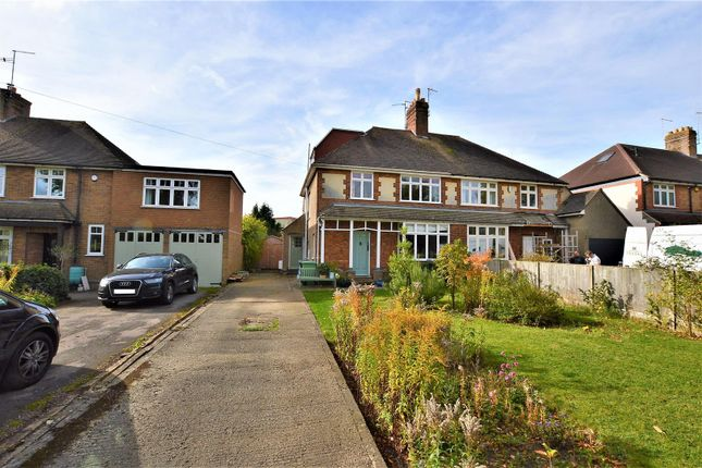 Thumbnail Semi-detached house for sale in Roman Bank, Stamford