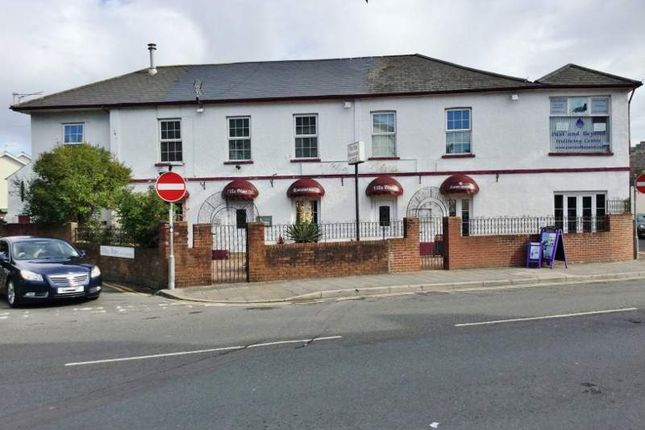 Thumbnail Commercial property for sale in Chepstow Road, Newport