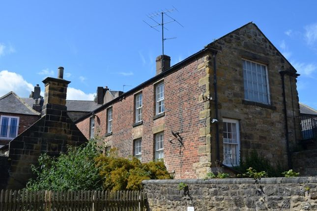 Thumbnail Flat for sale in The Mews, Narrowgate, Alnwick