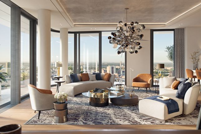 Thumbnail Apartment for sale in Europa-Allee 2, Frankfurt, 60327, Germany
