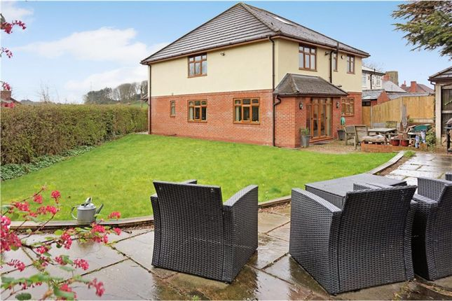 Thumbnail Detached house for sale in Crimble Lane, Heywood